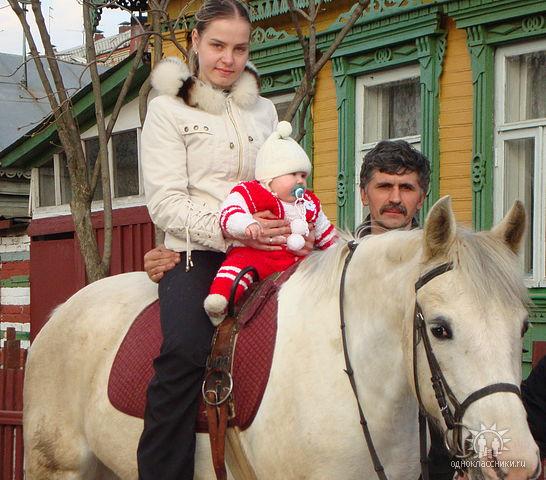 Иппотерапия и лечебная верховая езда (ЛВЕ) - Первый раз на лошади