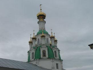 Толгский монастырь - На  территории монастыря