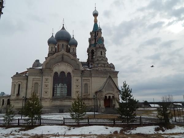Кукобой. Владения Бабы-Яги - Кукобой Спасский собор