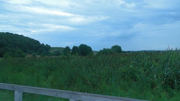 Синий камень/Плещеево озеро  - лето 2016 - Вид на окресности