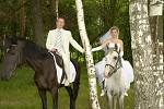 Свадьба на лошадях - Свадьба на лошадях