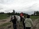 Иппотерапия и лечебная верховая езда (ЛВЕ) - Настя