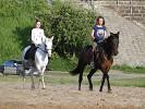 Верховая езда / Конный спорт - Тренировка. Езда сменой