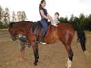 Иппотерапия и лечебная верховая езда (ЛВЕ) - Иппотерапия. Наши малыши - Эрика