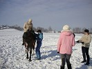 Иппотерапия и лечебная верховая езда (ЛВЕ) - ЛВЕ. Ольга на Хохме (март 2011)