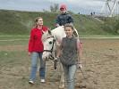 Иппотерапия и лечебная верховая езда (ЛВЕ) - Май 2012. Занятие по иппотерапии (Тема на Нике)