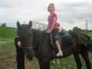 Иппотерапия и лечебная верховая езда (ЛВЕ) - Сашенька из Фурманова