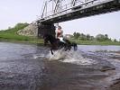 Верховая езда / Конный спорт - Брызгаемся