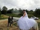 Свадьба на лошадях - Невеста верхом. Валя на Нике