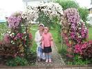 Толгский монастырь - Лиза с мамой