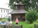Толгский монастырь - Деревянная часовня