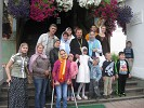 Толгский монастырь - У входа в Введенский собор