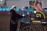 """Поездка в КСК """"Свеченский"""" - Ирина и Лиза"""