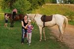 Иппотерапия и лечебная верховая езда (ЛВЕ) - После занятий