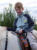 Иппотерапия и лечебная верховая езда (ЛВЕ) - Занятия проходят с улыбкой