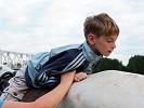 Иппотерапия и лечебная верховая езда (ЛВЕ) - Занятие по иппотерапии. Упражнения - наклоны