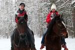 Прогулки на лошадях - Прогулка в выходные