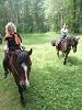 Верховая езда / Конный спорт - С тренировки